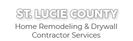 St. Lucie County Home Remodeling & Drywall Contractor Services-new logo